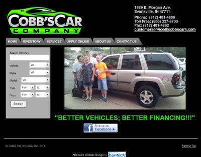 Cobbs Car Company, Inc.