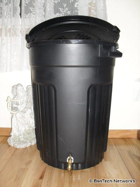 Compost Tea Container