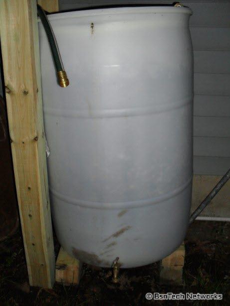 55 Gallon Drum with Spigot