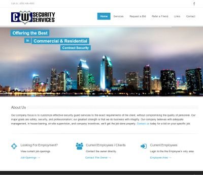 CW Security Services