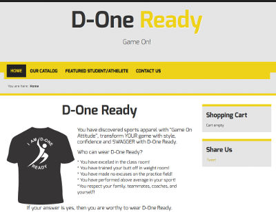D-One Ready