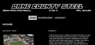Dane County Steel