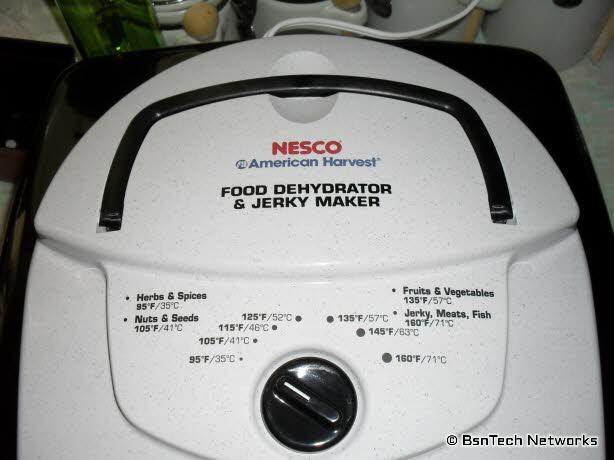 Nesco FD-80 Dehydrator