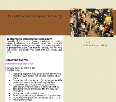 Exceptional Expos & Events