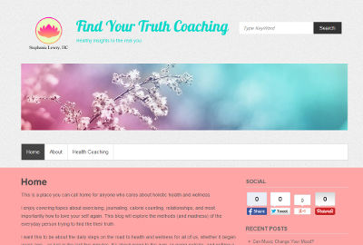 Find Your Truth Coaching