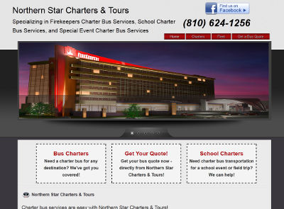 Northern Star Charters and Tours