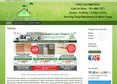 FM Carpet Cleaners