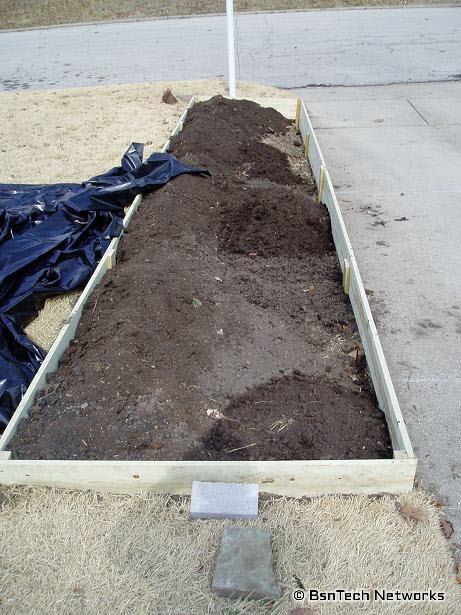 Front Garden Box