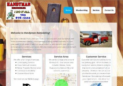 Handyman Remodeling