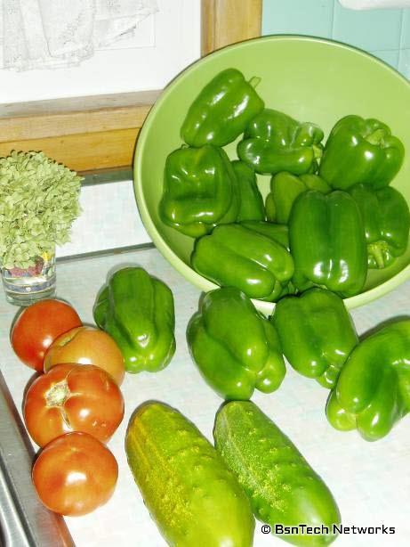 July 30 Harvest