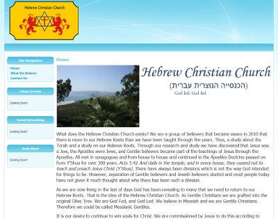 Hebrew Christian Church