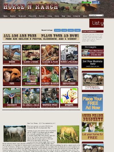 HorseNRanch.com