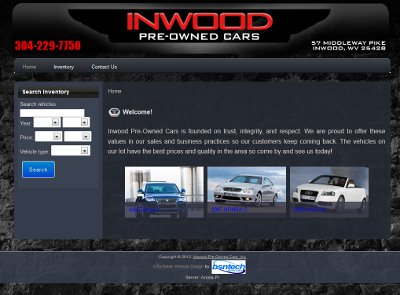 Inwood Pre-Owned Cars, Inc.