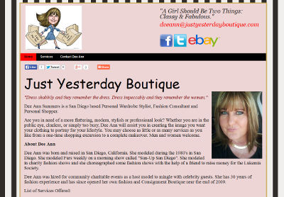 Just Yesterday Boutique