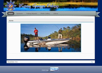 Kenny Garippa Fishing
