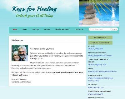 Keys For Healing