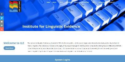 linguisticevidence