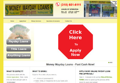 moneymaydayloans