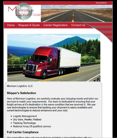 Morrison Logistics, LLC