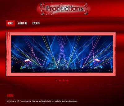 MS Productions 4u