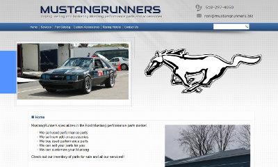 Mustang Runners