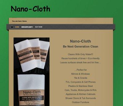 nano-cloth