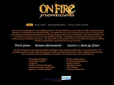 On Fire Promotions, LLC