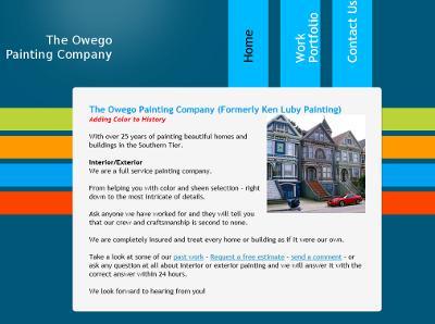 The Owego Painting Company