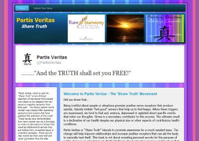 Partis Veritas Website