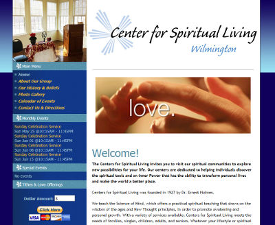 Center for Spiritual Living - Wilmington, DE