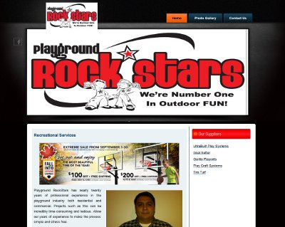 Playground Rockstars