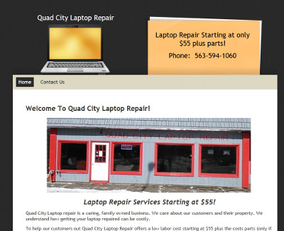 Quad City Laptop Repair