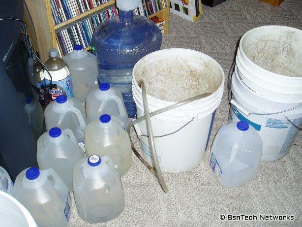 Rain Water Supply