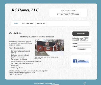 RC Homes, LLC