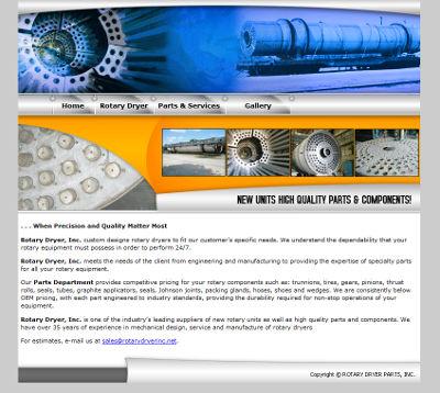 Rotary Dryer, Inc.