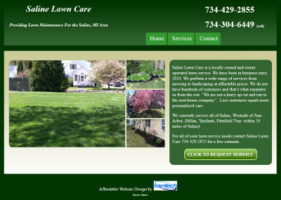 Saline Lawn Care