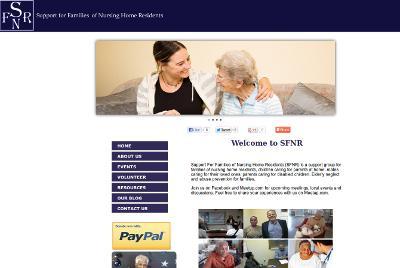SFNR Support Website