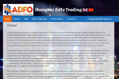 shanghaiadfotrading
