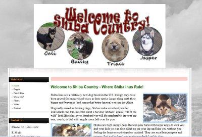 Shiba Country