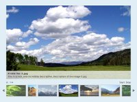 Slideshow website design