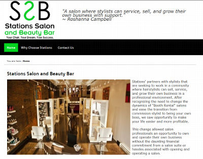 Stations Salon & Beauty Bar
