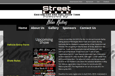 Street Elite Car and Bike Shows