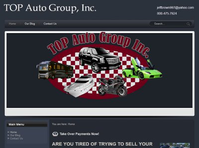 TOP Auto Group, Inc.