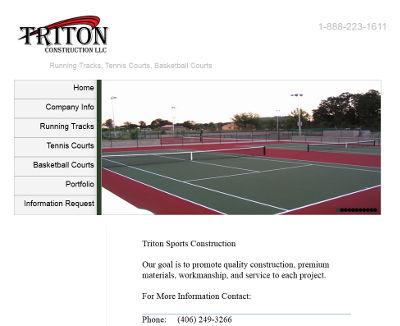 Triton Track & Tennis