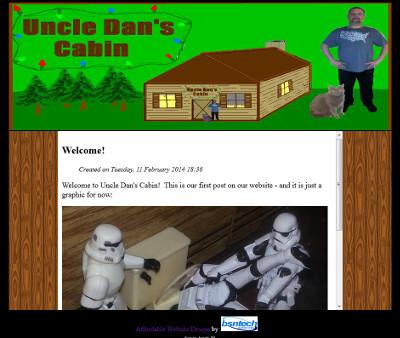 Uncle Dan's Cabin