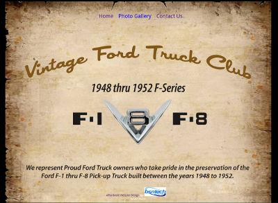 Vintage Ford Truck Club