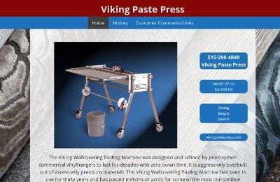 vikingpastingmachines