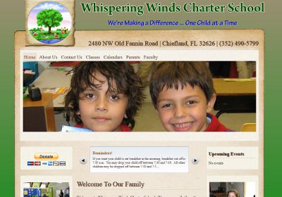 Whispering Winds Charter School