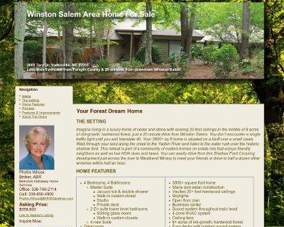 Winston Salem Luxury Homes